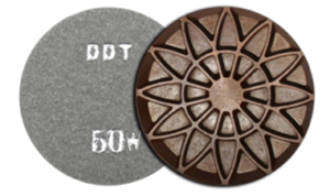 FP3W50 - 50 Grit Fusion Puck for Wet Applications