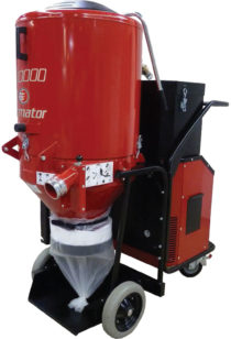 Ermator T-10000 Dust Extractor